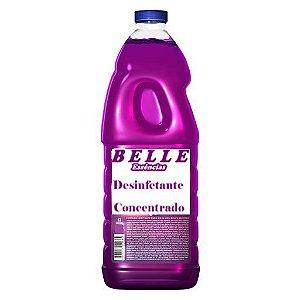 Desinfetante concentrado faz 250 litros