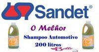 Shampoo para Lavar Carros faz 200 litros