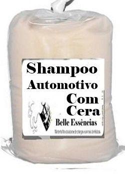 Shampoo  Automotivo com Cera faz 50 litros