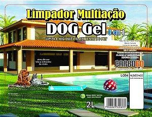 Produto de Limpeza Xixi de Cachorro 20 Lt Perfumado