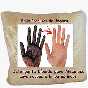 Sabão para Mecânico Lavas mãos e Roupas 50 lts