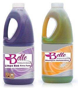 Shampoo pra lavar carro 200 litros e Limpa Bau 200 Lts