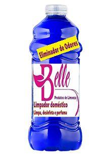 Limpador Doméstico Limpa e Desinfeta faz 100  litros Jasmim