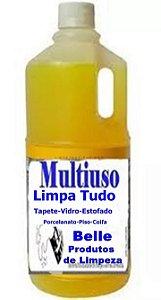 Limpa Tudo Concentrado faz 100 litros Perfumado