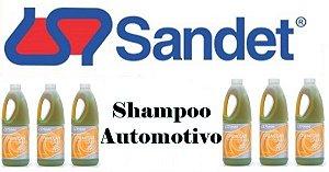 Shampoo pra lavar carro 600 litros