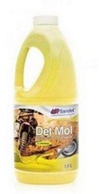 Shampoo Lava Carro Moto  Det Mol faz 200 litros