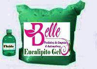 Detergente Gel Eucalipito faz 50 litros bem concentrado