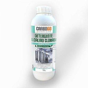 Detergente Alcalino Clorado Líquido 1 faz 50 litros