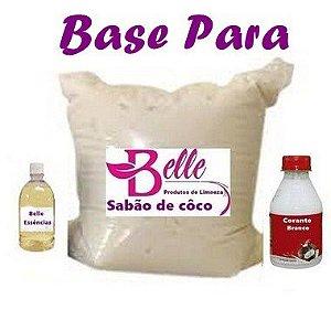 Kit para Fazer Sabão Líquido de Coco faz 200 litros