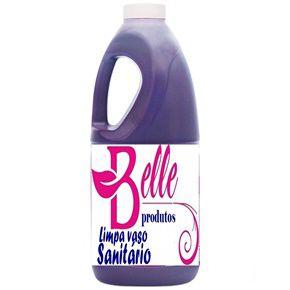 Produto limpador de vaso sanitário faz 100 litros