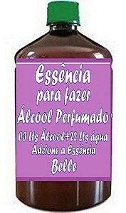 Base Pronta para Álcool Perfumado Essência faz 25 lts