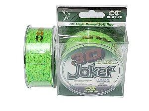 Linha Monofilamento Maruri JOKER 3D - 300m