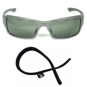 Óculos Polarizado Aluminium mod 105 Saint Plus + Segurador Óculos JOGÁ