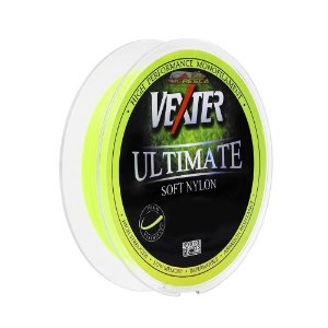 Linha monofilamento VEXTER ULTIMATE Soft NYLON 300m - Marine Sports