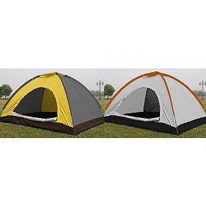 Barraca Camping Albatroz SY 008 (3 Pessoas - c/ Mosquiteiro - bolsa)