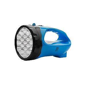 Lanterna Holofote Albatroz LED 1914 ( 19 Leds ) Recarregável