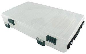 Estojo Organizador P/ Iscas Artificiais Jogá Bait Box (tamanhos)