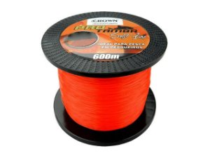 LINHA PRO TAMBA SOFT ORANGE 0,37MM 600MTR