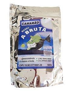 Massa para Pesca de Tamba - A Bruta 500 g - Sabores