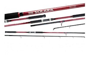 Vara p/ Molinete Solara Marine Sports 25 Lbs ( Tamanhos )