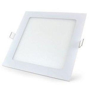 Painel LED 24W Embutir 6500k (Luz Branca)