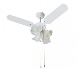 Ventilador Paris Plus 127V