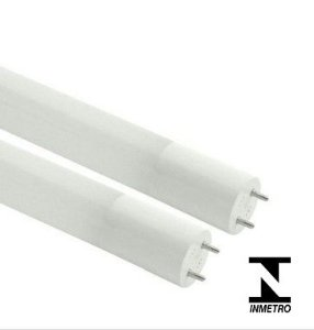 Lâmpada Tubular 9w Branco Fria (60cm)