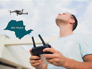 Curso de Pilotagem de Drones - SP