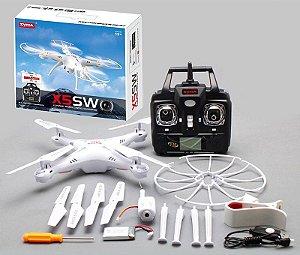 Mini Drone com Câmera Syma X5SW-1