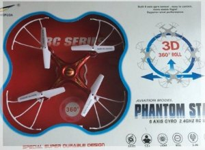 Mini Drone sem Câmera TS Toys Phantom Star