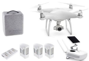Drone Phantom 4 Pro Plus + acessórios