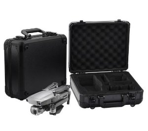 Maleta Case Alumínio - DJI Mavic 2 Pro / Zoom - À prova d'água