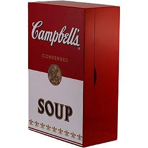 Porta temperos Soup