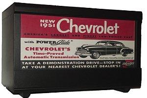 Baú Chevrolet M
