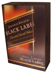 Porta Chaves Black Label
