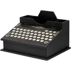 Caixa máquina de escrever