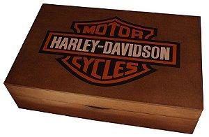 Caixa porta treco Harley