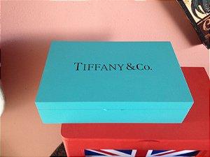 Porta óculos/relógio Tiffany