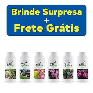 Crie O Seu Kit 6un Fertilizante Adubo Yougarden 1 Litro Concentrado Frete Grátis