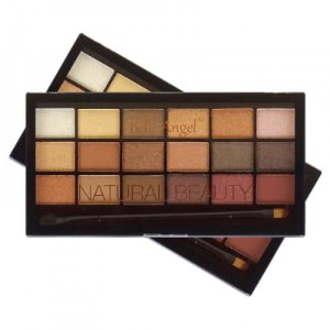 PALETA DE SOMBRAS NATURAL BEAUTY NUDE BELLE ANGEL