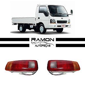 Lanterna Traseira Kia Bongo K2700 1997 1998 1999 2000 2001 2002 2003 2004 Tricolor
