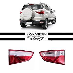 Lanterna Ford Ecosport 2012 2013 2014 2015 2016 Bicolor Mala