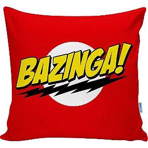 Almofada Bazinga! The Big Bang Theory 40x40cm