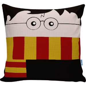 Almofada Harry Potter 01 40x40cm