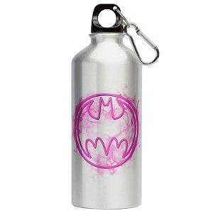 Squeeze Batman Logo Neon