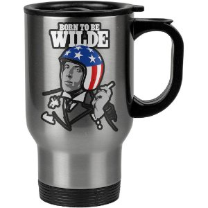 Caneca Térmica Born To Be Wilde