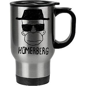 Caneca Térmica Breaking Bad Homerberg