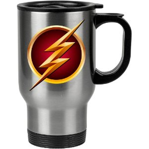 Caneca Térmica The Flash Logo Fashion 01