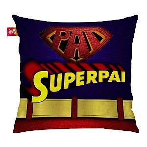 Almofada Super Pai 02 35x35cm