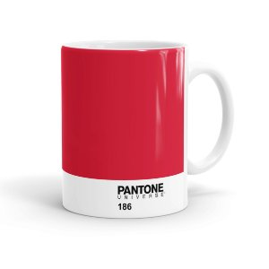 Caneca Pantone 186